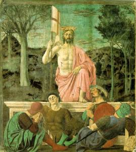 The Resurrection (Piero della Francesco)
